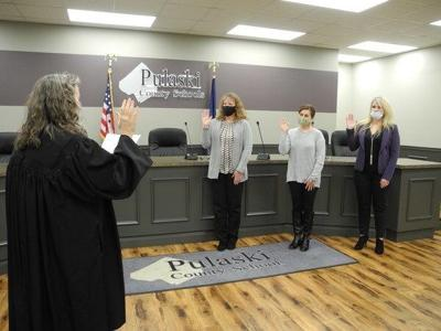 Pulaski County Board of Education welcomes new member