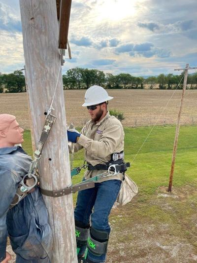 SKRECC Line Workers Continuing Education