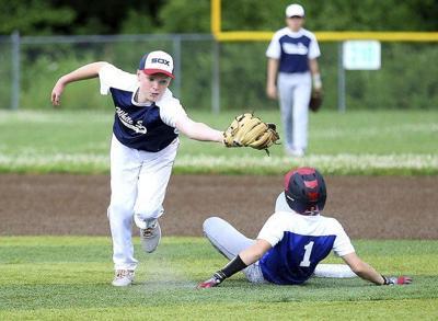 Local youth baseball leagues open season