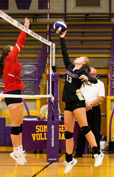 Lady Jumpers fall to Rockcastle in straight sets