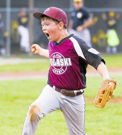 Pulaski holds off Clay County for Area Title