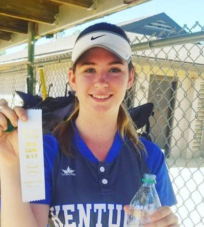 Jasmine Peavey awarded Citizens Bank Athlete of the Week