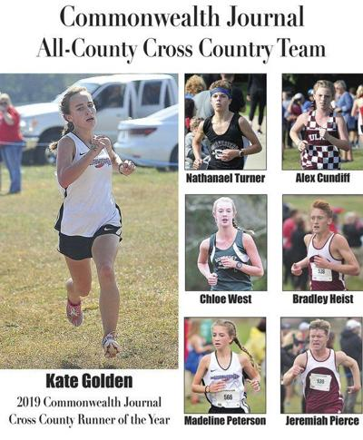 Kate Golden named Runner of the Year