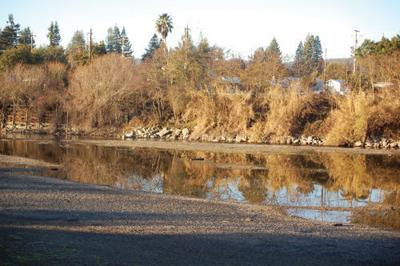 low russian river