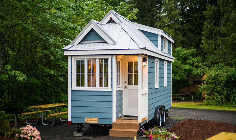 The Cypress Is The Most Popular Model Produced By Tumbleweed Tiny Houses  Company With 188 Square Feet Of Space And Priced At $63,000.