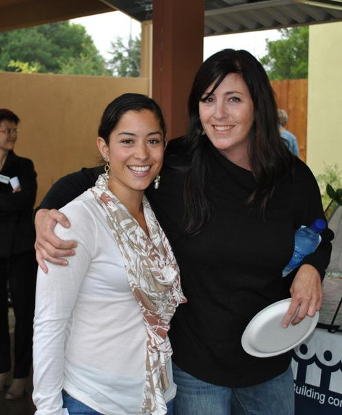 Grand Opening Ceremony For Hollyhock Self Help Homes