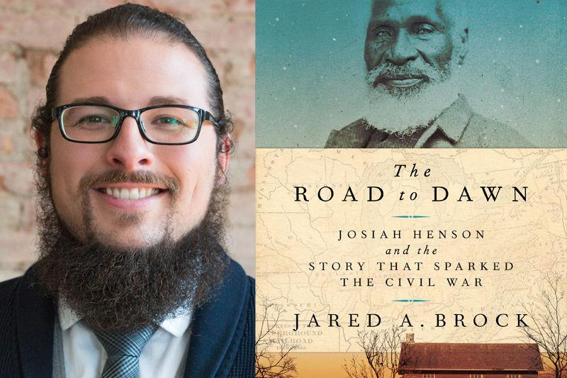 Q&A about anti-slavery hero Josiah Henson: Author Jared Brock at Copperfield's on June 15