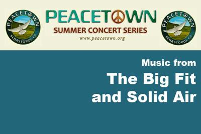 Peacetown Summer Concert Series, July 17