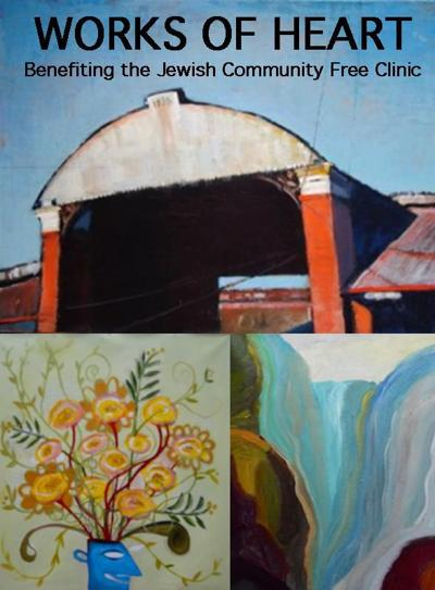 Local Artists Help Free Clinic Prepare for Repeal of
