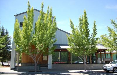 Healdsburg City Hall
