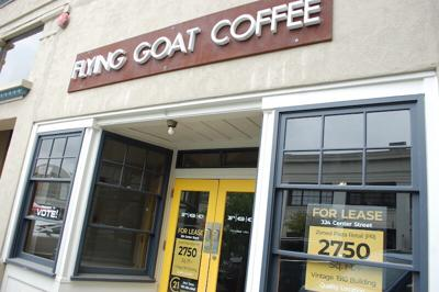 flying goat closed