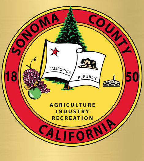Sonoma County Seal vertical