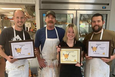 Willowside Meats, John Taylor, Emily Taylor, Chris Peterson