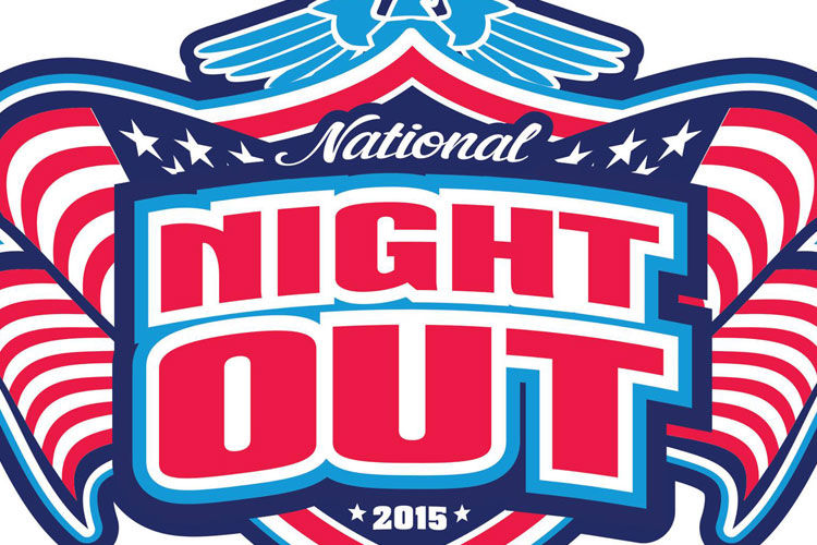 Police Prepare for National Night Out 2017