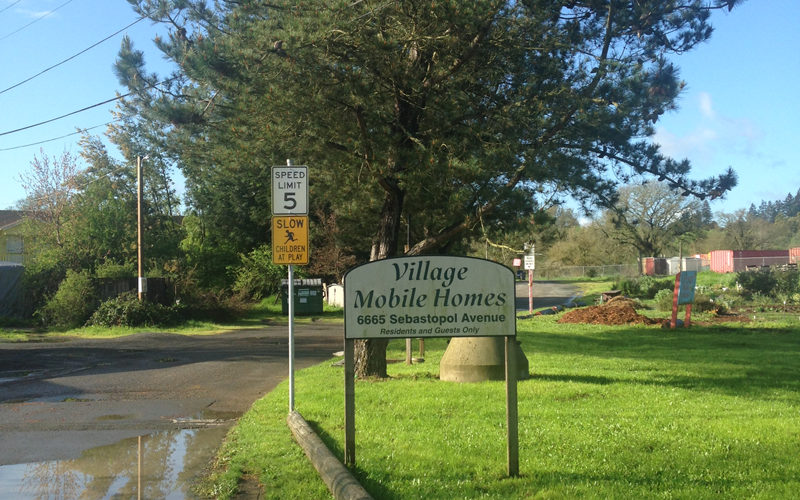 Village Mobile Home Park