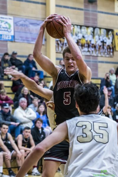 Healdsburg boys basketball