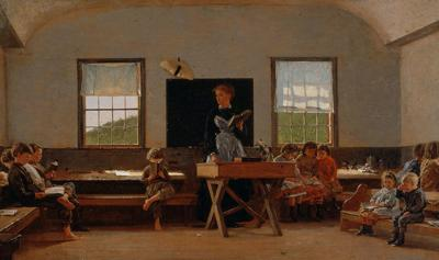 Winslow Homer, The Country School