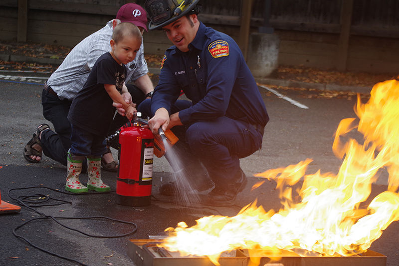 Fire Prevention Day to bring local organizations together to promote children's health