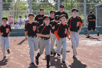 Opening Day On Tap For Cal Ripken Baseball League Sports