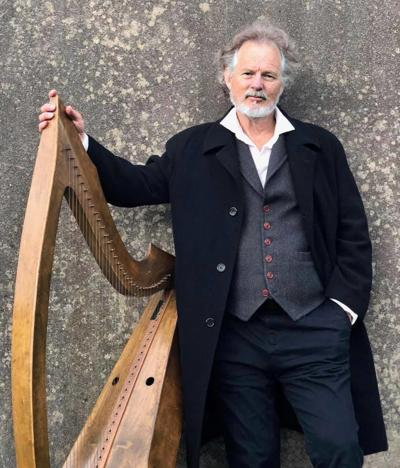 Patrick Ball: Celtic Harp and Story Image