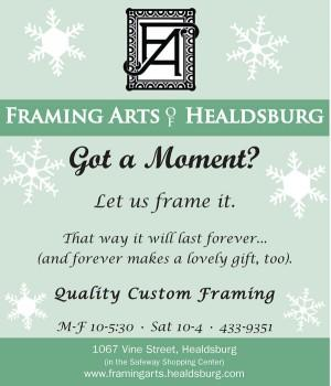 Framing Arts of Healdsburg