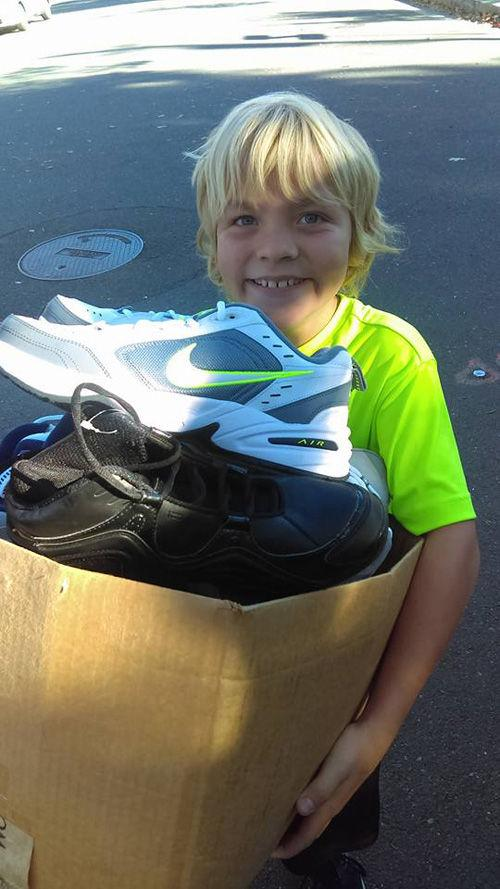 Sebastopol Shoes 4 Kidz Aims To Reach