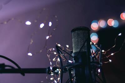 microphone stock