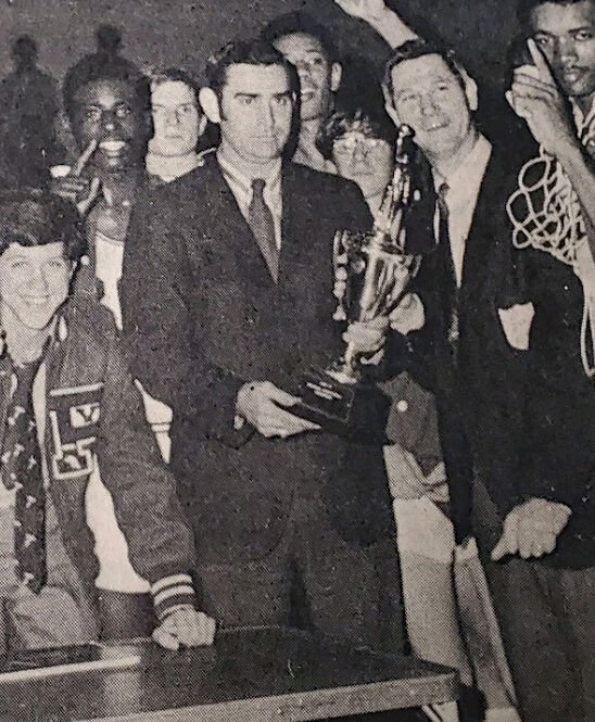 Allen Led 1971 PV Hoops Team to State Title Game
