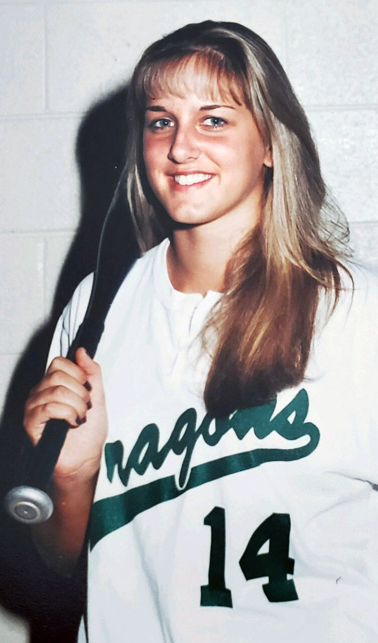 Greene Was a PV Gem in Softball & Volleyball
