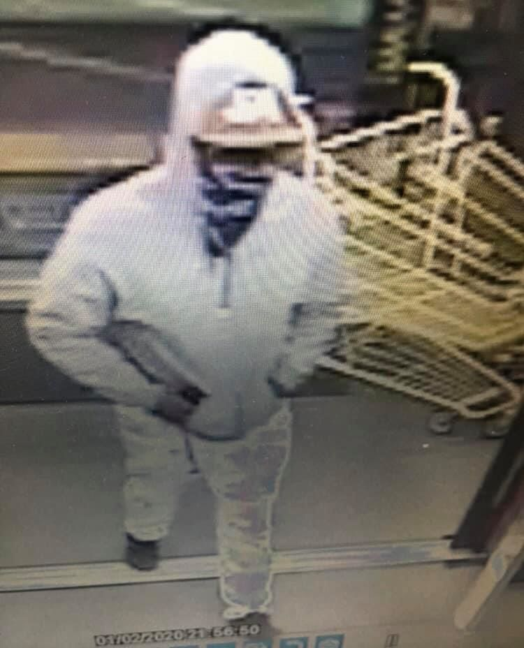 Suspect in Dollar General armed robbery
