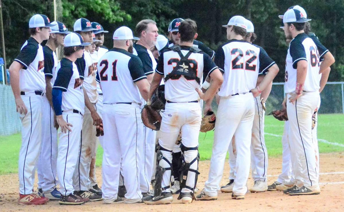 Mecklenburg Drops a Pair in World Series