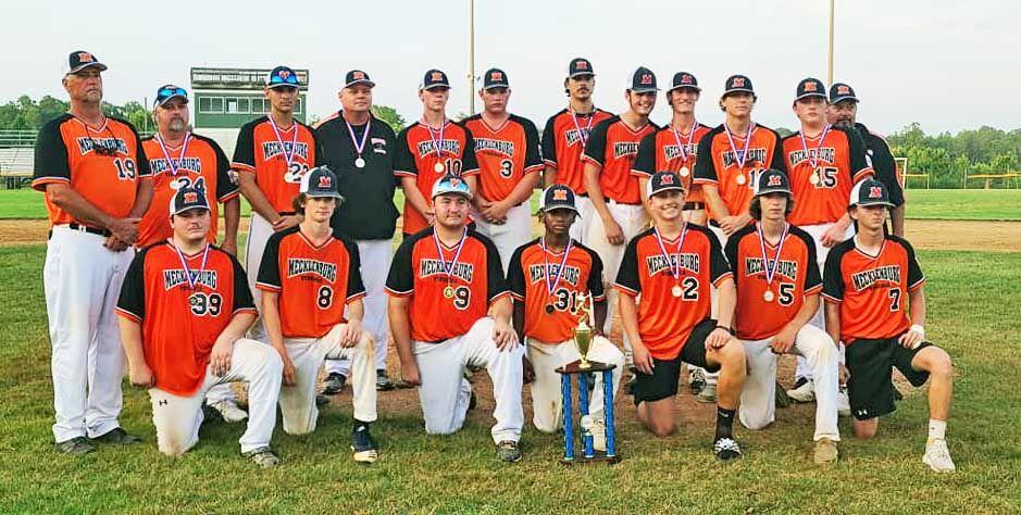 World Series Bound!!!; Mecklenburg Captures Dixie Boys Pre-Majors State Title