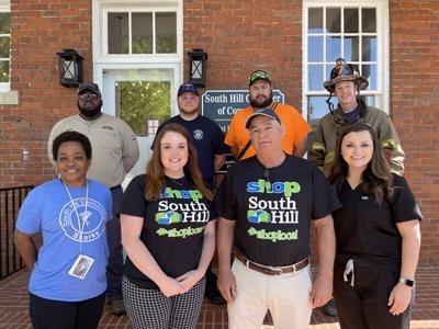 SHOPS celebrating hometown heroes