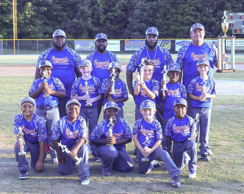 Brunswick Goes 2-2 in State Play