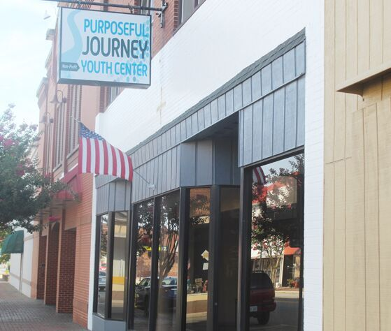 Purposeful Journey receives donation; Youth Center coming soon