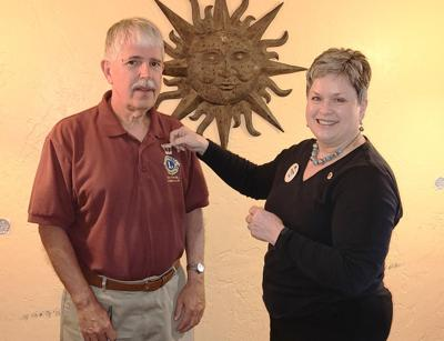 Thomas named Lions Chair