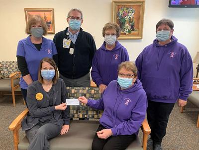 Ladies of the Lake Donate to Cancer Care