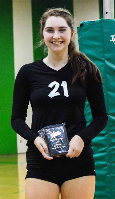 Senior Athlete Profile: Courtlyn Hawkins