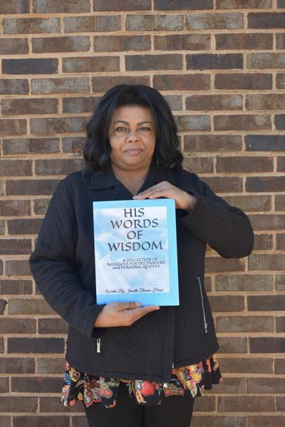 """Jeanette Thomas- House, Author of """"His Words of Wisdom"""""""