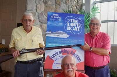 Restored Civil War Rifle to be auctioned