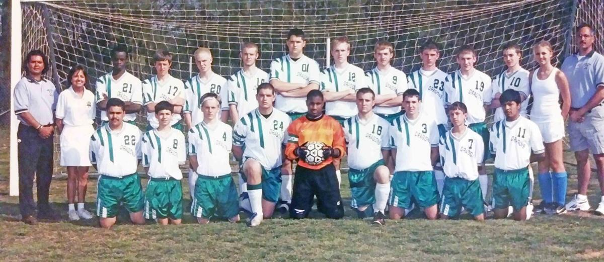 Gentry Had Been an Anchor for PV Athletics; Preparing for 20th Season as Boys Soccer Coach