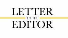 Letter to the Editor: Thank you Senator Ruff and Frank Nanny Jr.