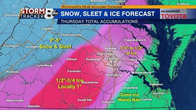 Another winter storm to hit South Hill Thursday morning; tips on how to prepare