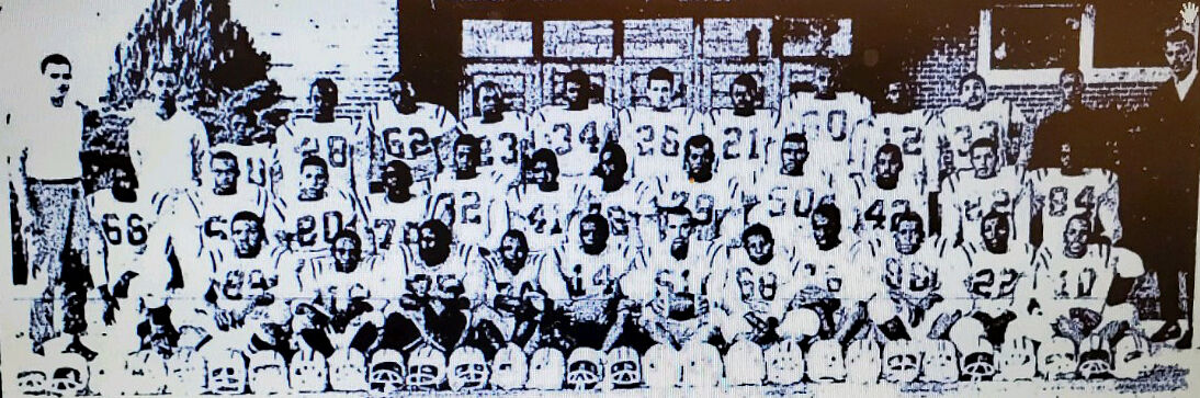 East End Was Crowned VIA State Champions in 1967
