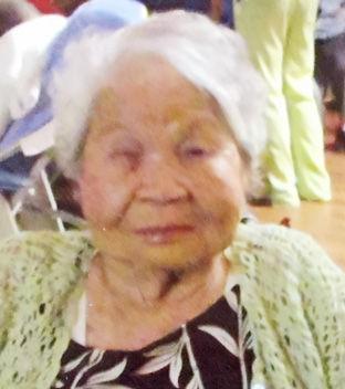 """Mrs. Tsuyako Kamotsu """"Sue"""" Reasor"""