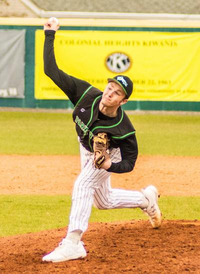 Dragons smoke Colonials in opener