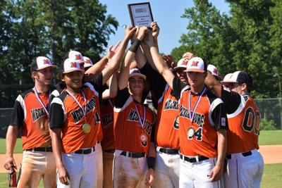 Mecklenburg Dixie Youth Pre-Majors Dixie Boys headed to