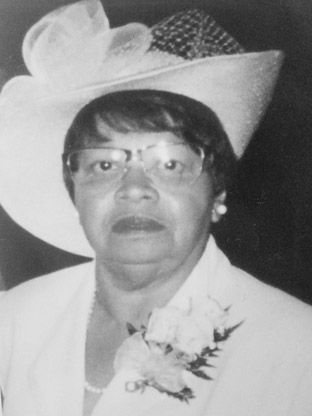 Mrs. Everline Jones Ashe
