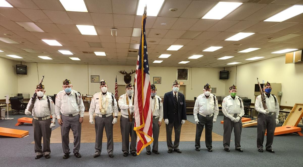 Veterans honored at Rotary Club meeting