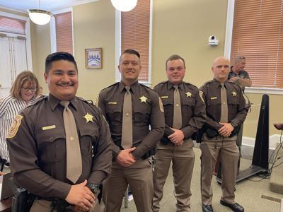 MCSO welcomes new deputies